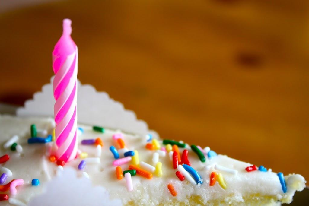 Vanilla Buttermilk Cake Sky High