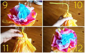How To Make Mexican Paper Flower Elitadearest
