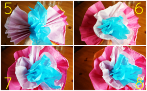 Mexican Tissue Paper Flowers Lulu The Baker