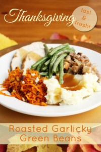 roasted-garlicky-green-beans