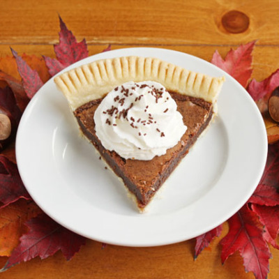 Chocolate Chess Pie is an easy, delicious, fudgy pie that will become a family favorite!