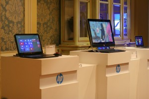 HP Lounge PCs