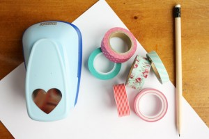 washi-tape-valentines-heart-garland