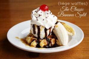 liege-waffle-dessert-bar-banana-split