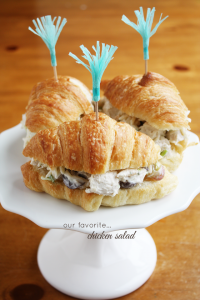 chicken-salad-croissant-sandwiches