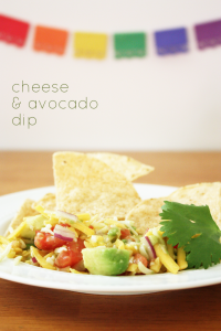 cheese-avocado-dip