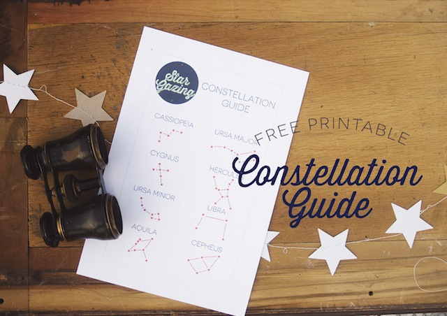 photo regarding Printable Guide titled Printable Constellation Specialist - Lulu the Baker