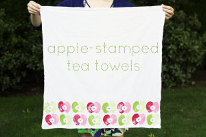 apple-stamped-tea-towels-1