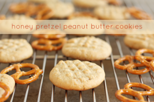honey-pretzel-peanut-butter-cookies