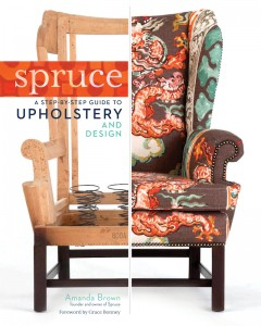 Spruce Upholstery book cover