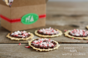 peppermint-bark-waffle-cookies