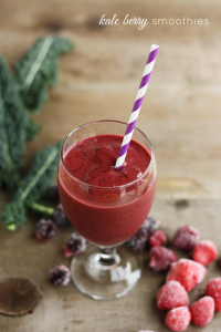 kale-berry-smoothies-raleway-font