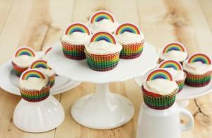 diy-rainbow-cupcakes