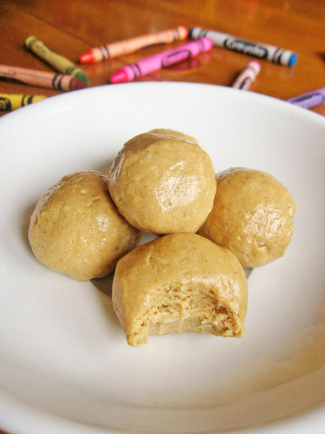 Childhood Treats: Peanut Butter Balls and No Bake Cookies ...