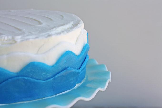 airheads ocean waves cake