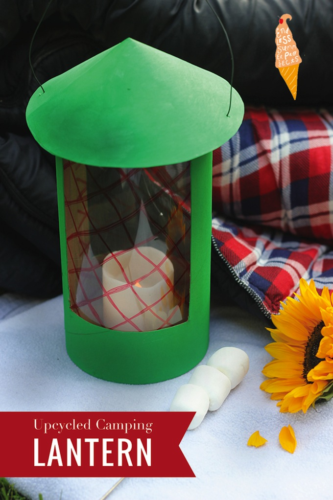summer crafts kids camping