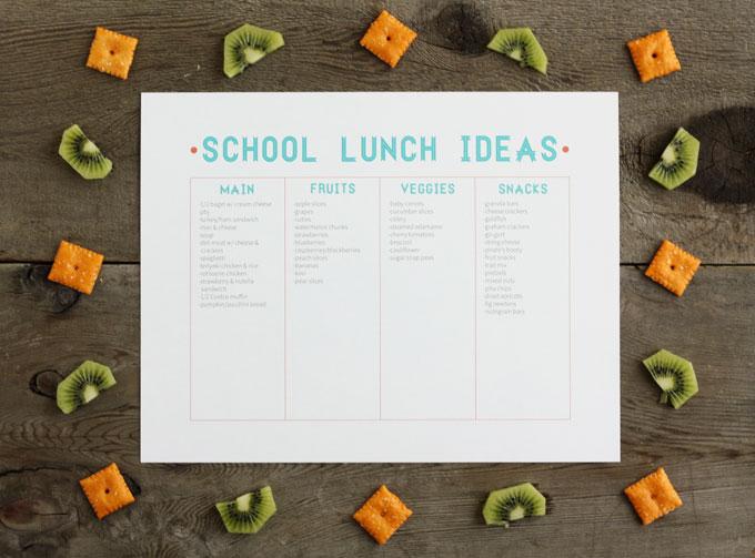 lunchbox elementary school