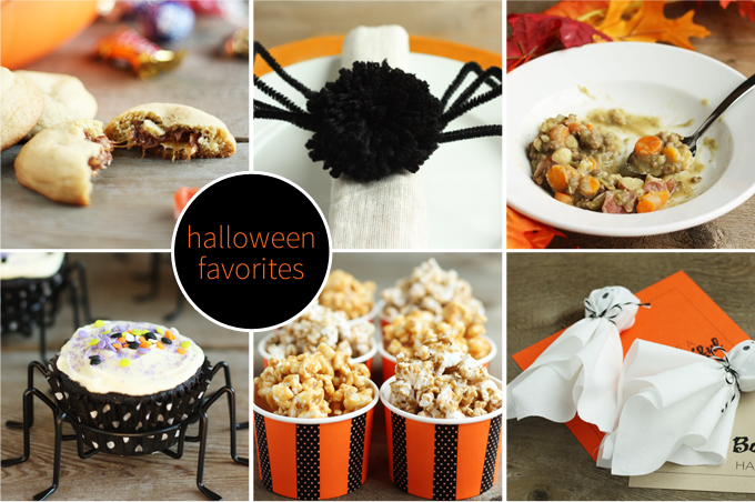 favorite halloween recipe projects