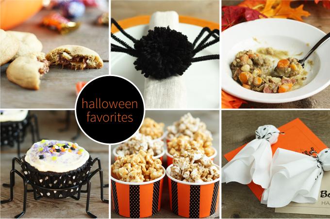 favorite halloween recipe projects