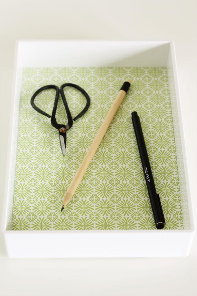desk accessories tutorial