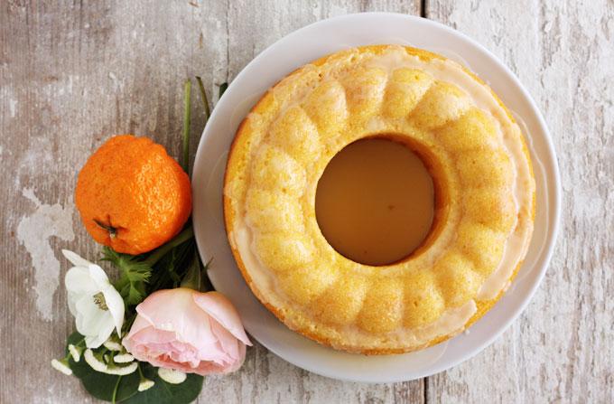 weeknight citrus cake recipe