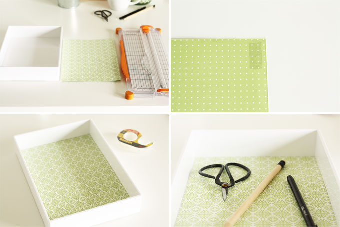 diy custom paper napkins