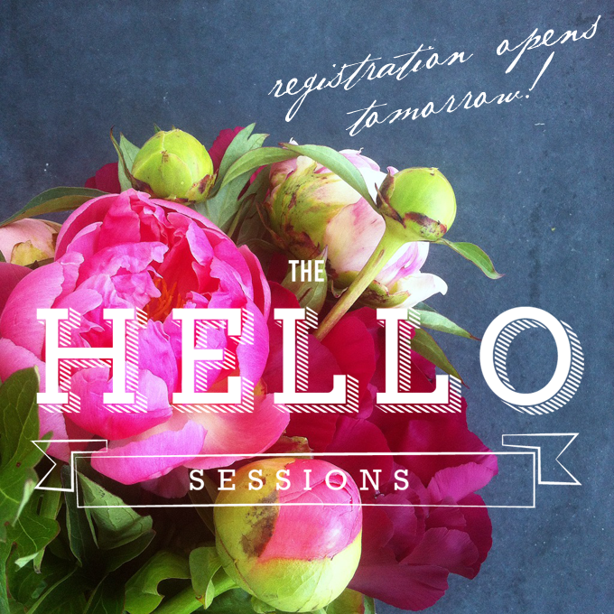 hello sessions blogging conference portland pacific northwest