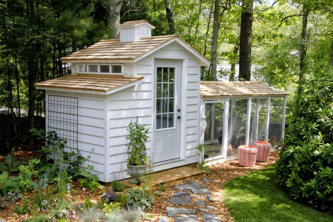 chicken coop from Tilly's Nest