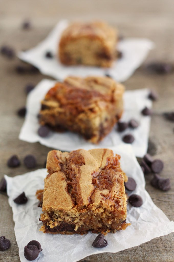 top 10 posts of 2015 | samoa swirl blondies
