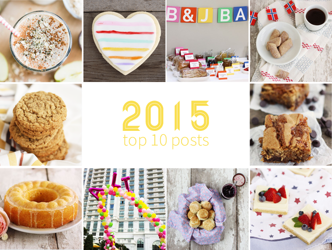 Lulu the Baker's Top 10 posts of 2015