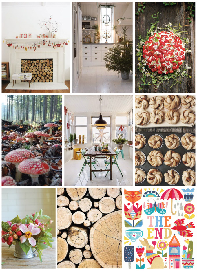 Inspiration for Scandinavian Gatherings by Melissa Bahen, due September 27, 2016 from Sasquatch Books