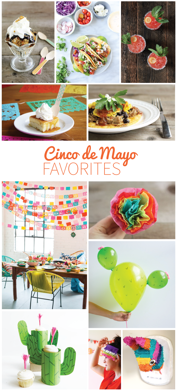 Cinco de Mayo recipe and decor ideas