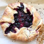 Summer Berry Galette