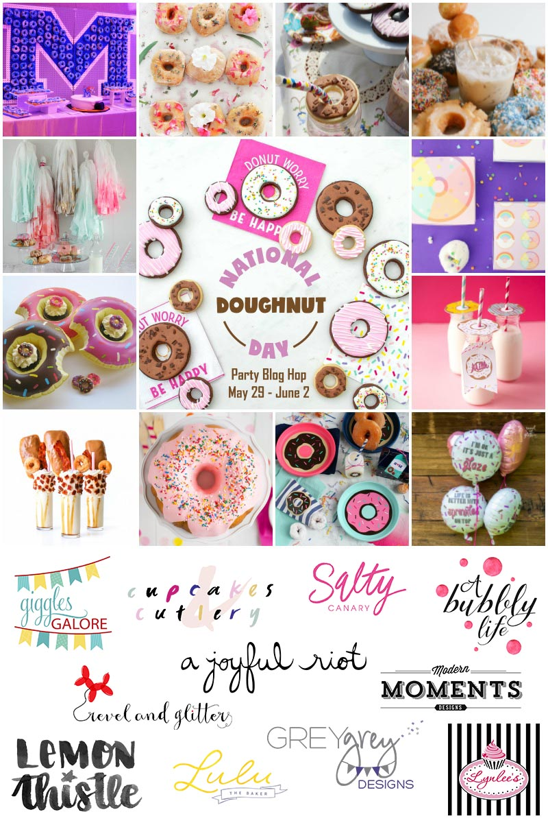 Celebrate National Doughnut Day with projects, crafts, recipes, and more!