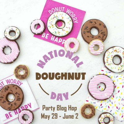 national doughnut day!