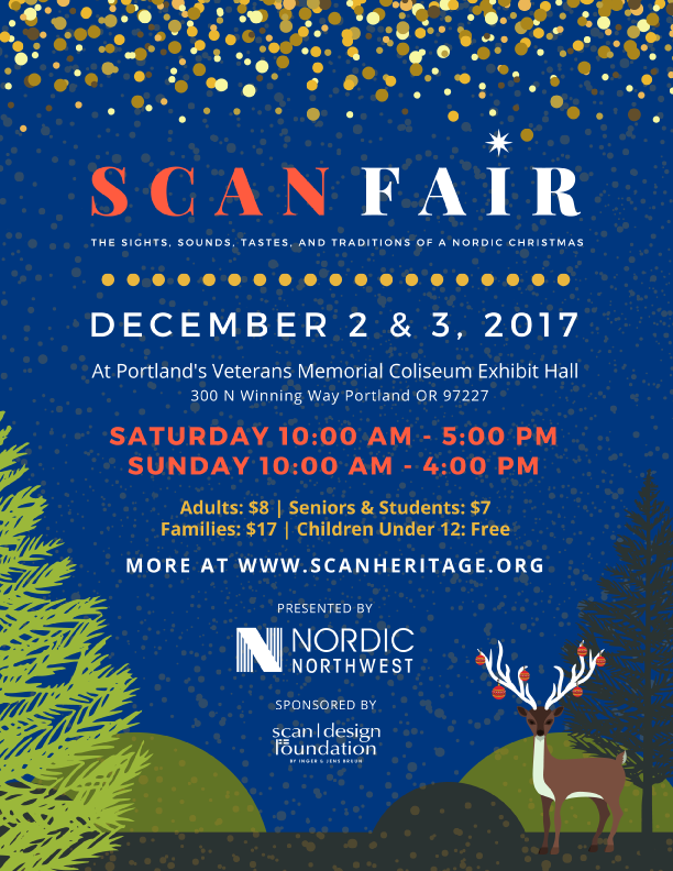 Come say hi at the Portland ScanFair this Saturday and Sunday!