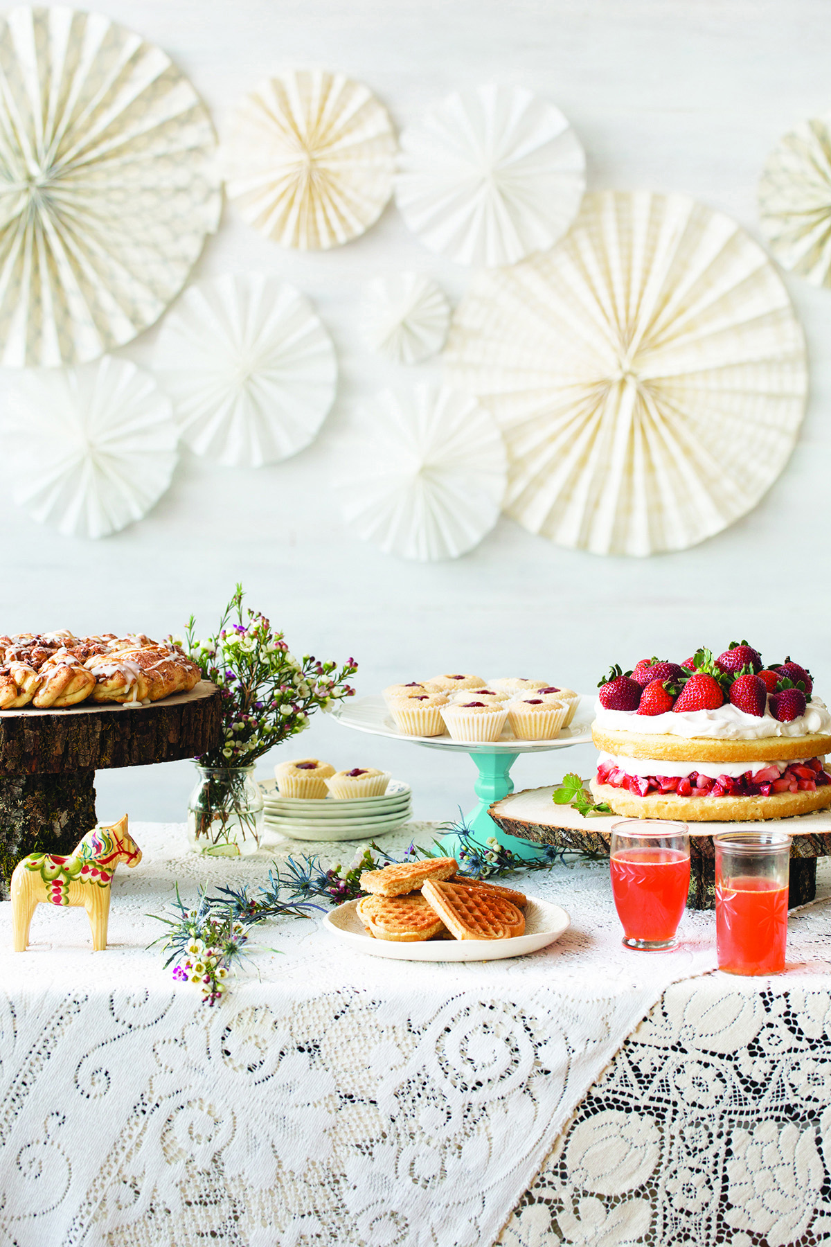 Scandinavian Gatherings by Melissa Bahen
