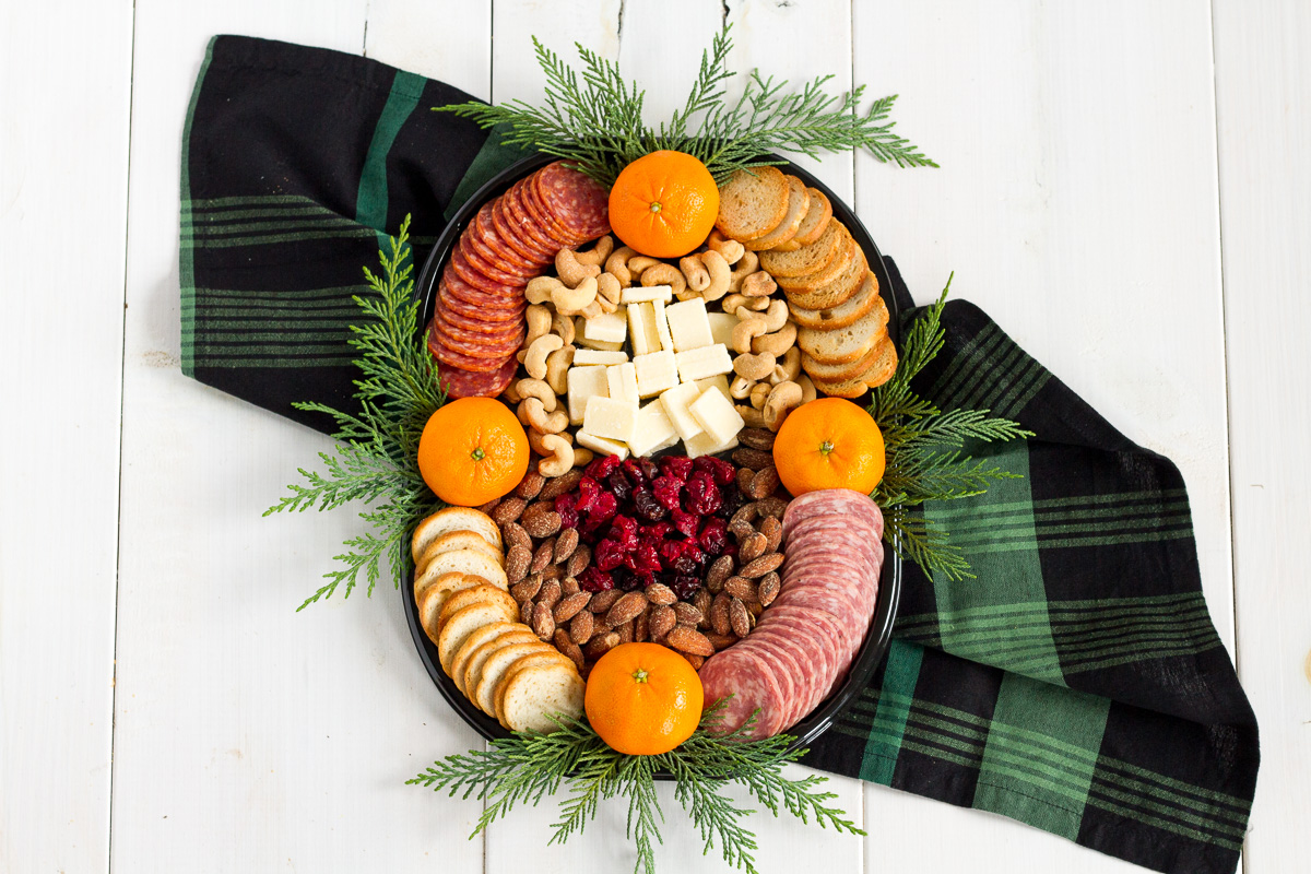 hillshire snacking social platters make it easy to prepare and serve and chic cheese plate