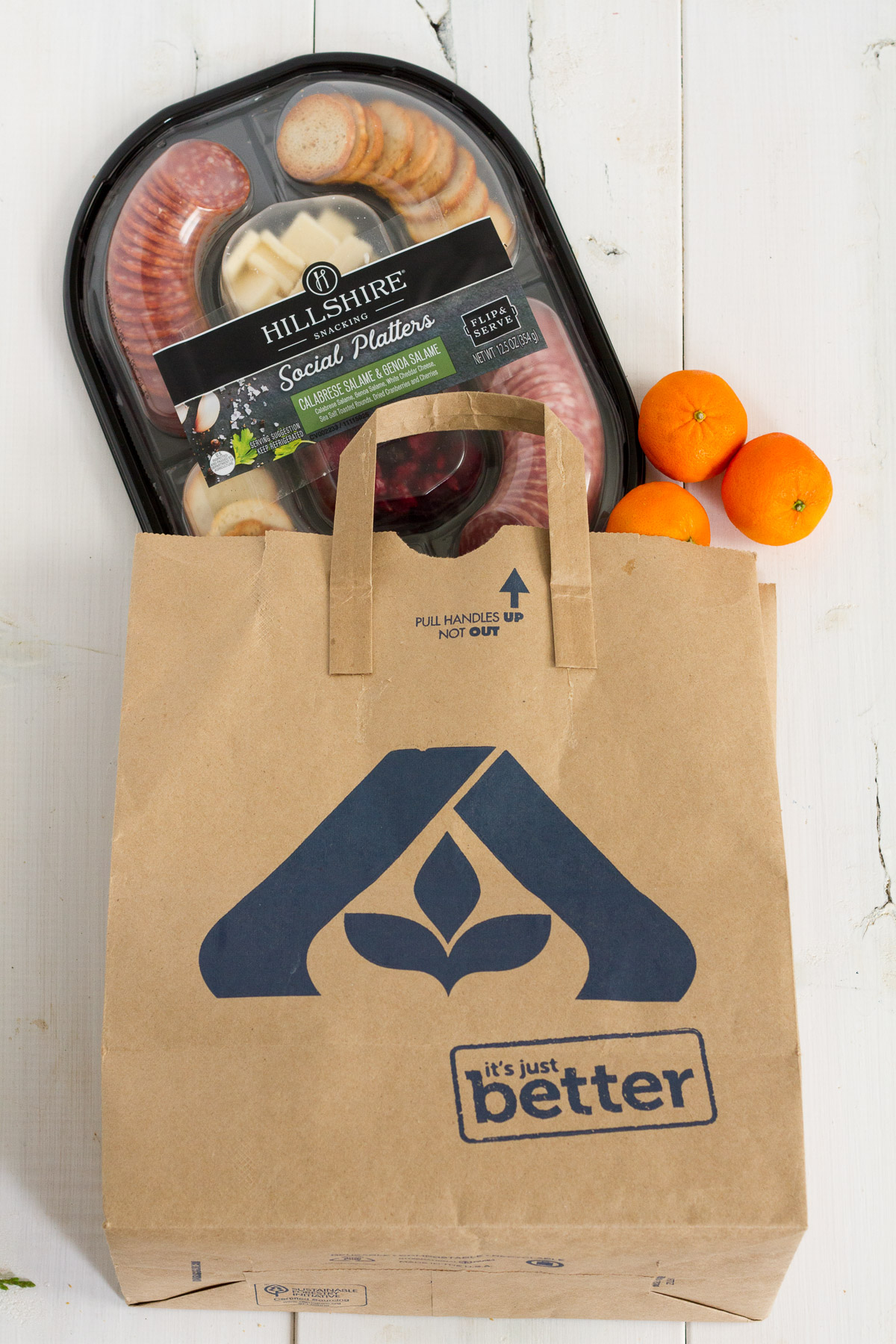 hillshire snacking social platters available at Albertsons