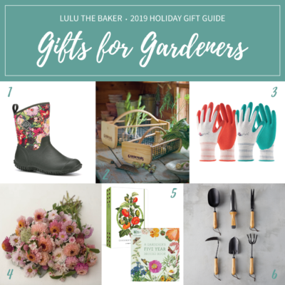 "I've rounded up some of my must-have gardening items in this ""gifts for gardeners"" gift guide."