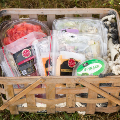 Grab and go easy summer picnic faves!