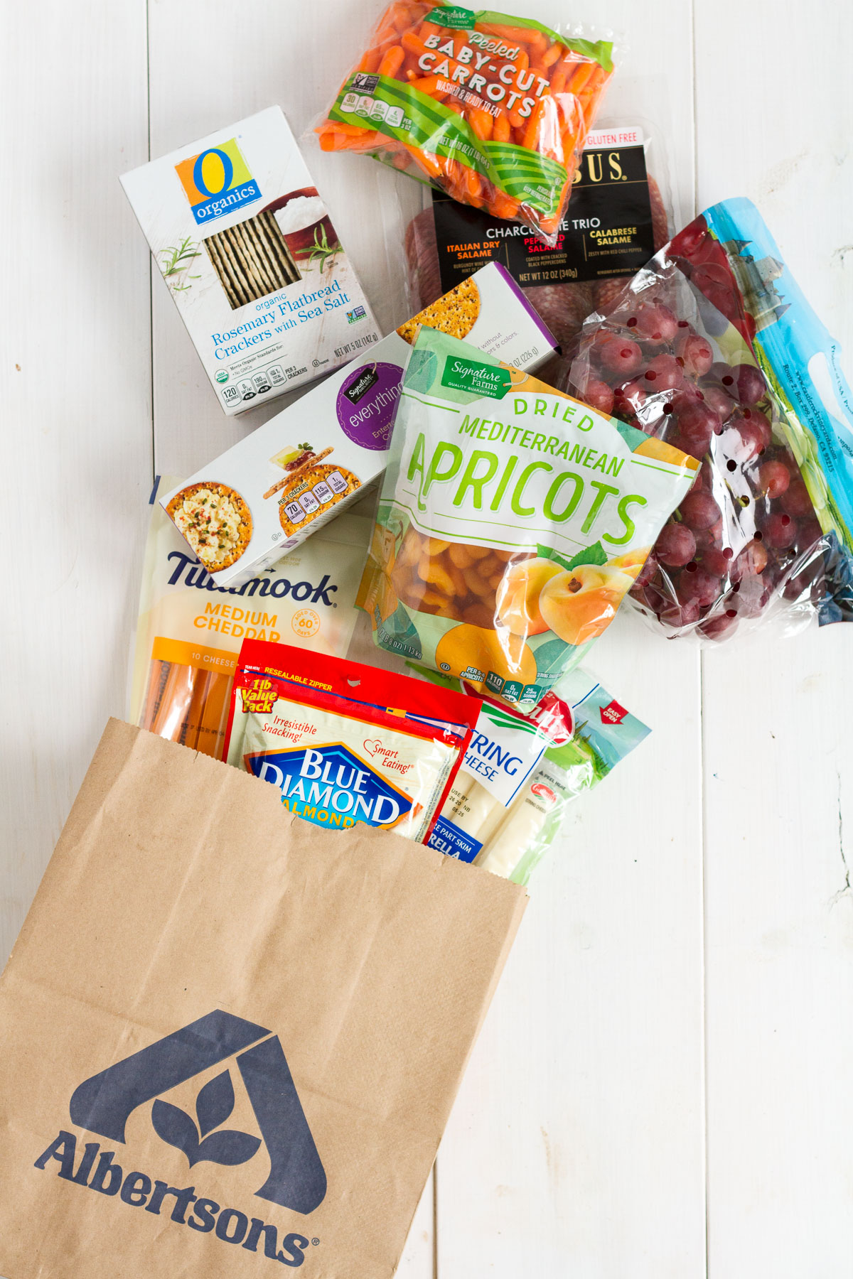 Our favorite charcuterie board snacks from Albertsons.
